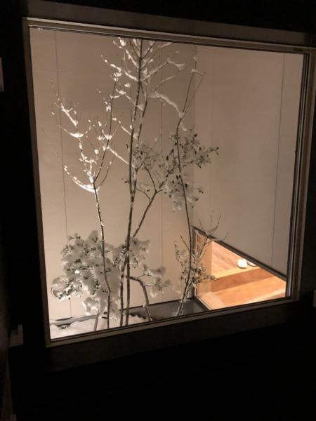 自然素材による木の家の浴室(お風呂)