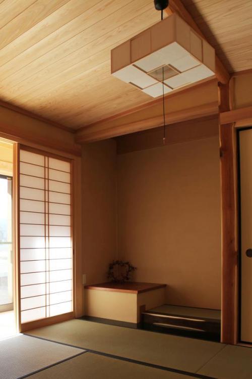 人気おすすめ住宅の一つである和風の家