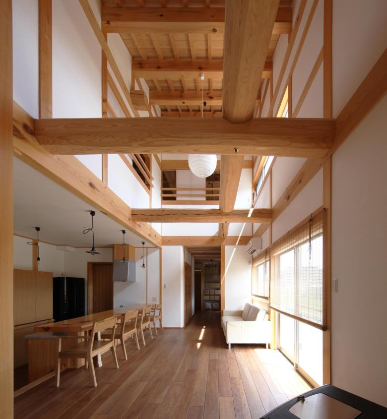 人気おすすめ住宅の一つである町家のような家