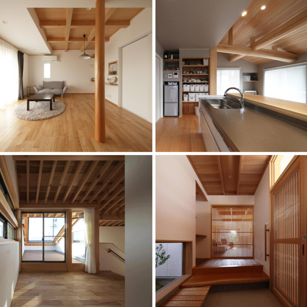 木造住宅の画像