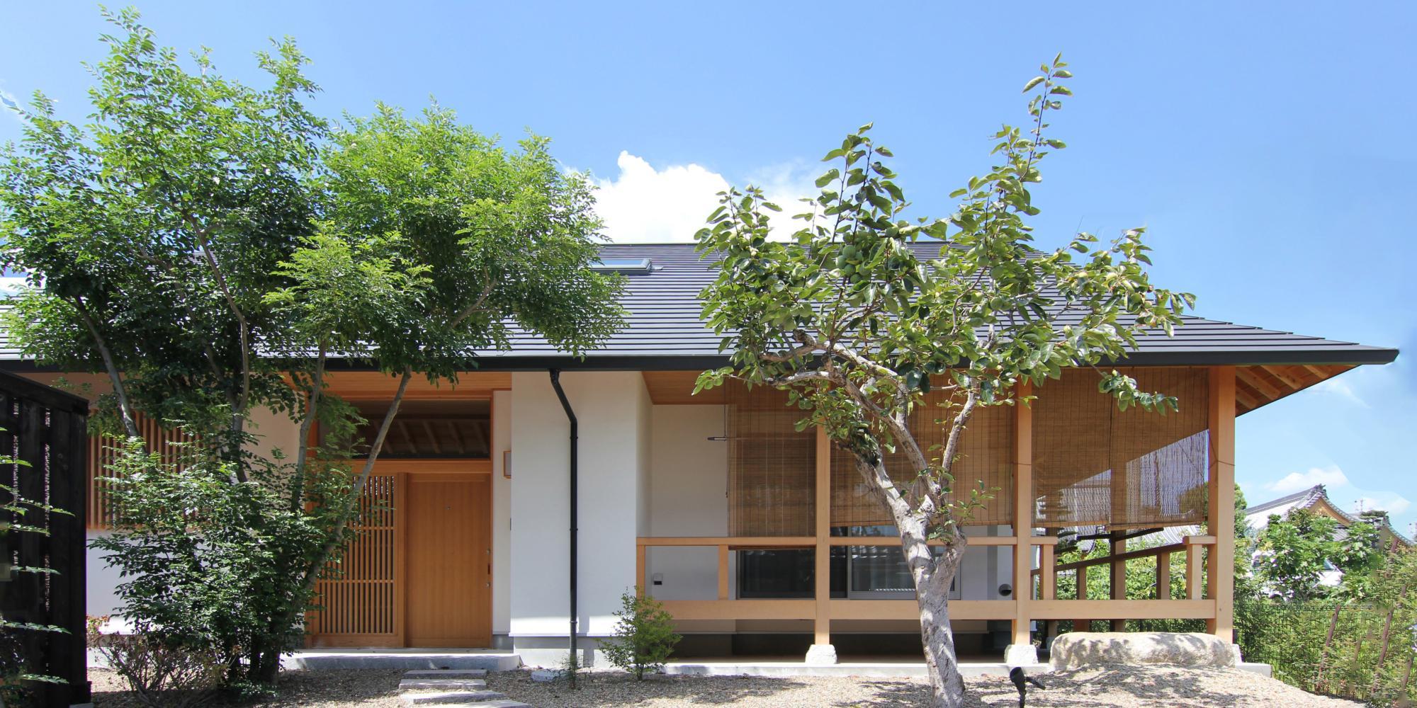 自然素材の木の家の注文住宅